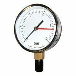 Dial Pressure Gauge from Stewart Buchanan 100mm